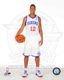 Philadelphia 76ers Evan Turner 2013-14 Posed Photo