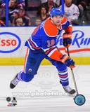 Edmonton Oilers Justin Schultz 2013-14 Action Photo