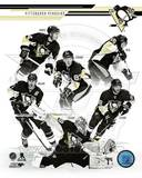 Pittsburgh Penguins 2013-14 Team Composite Photo