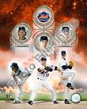 2006 - Mets Big 3 Pitchers Photo