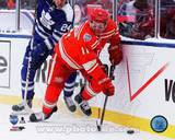 Detroit Red Wings Daniel Alfredsson 2014 NHL Winter Classic Action Photo