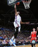 Kevin Durant 2013-14 Action Photo