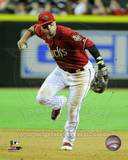 Martin Prado 2013 Action Photo