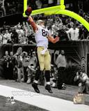 Jimmy Graham 2013 Spotlight Action Photo