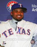 Prince Fielder 2013 Press Conference Photo