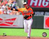 Ryan Flaherty 2013 Action Photo
