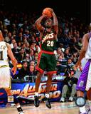 Seattle Sonics Gary Payton 1999-00 Action Photo