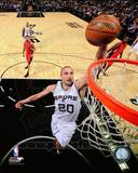 Manu Ginobili 2013-14 Action Photo