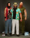 The Wyatt Family 2013 Posed Photo