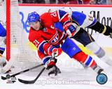 Montreal Canadiens Brian Gionta 2013-14 Action Photo