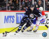 Winnepeg Jets Jacob Trouba 2013-14 Action Photo