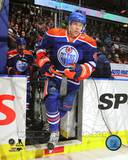 Edmonton Oilers Taylor Hall 2013-14 Action Photo