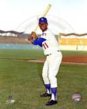 Manny Mota Posed Photo