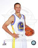 Golden State Warriors Stephen Curry 2013-14 Posed Photo