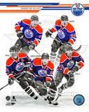Edmonton Oilers 2013-14 Team Composite Photo