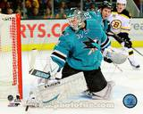 Antti Niemi 2013-14 Action Photo