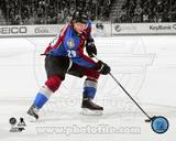 Nathan MacKinnon 2013-14 Spotlight Action Photo