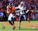 Demaryius Thomas Touchdown Catch 2013 AFC Championship Game Photo