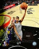 Tim Duncan 2013-14 Action Photo