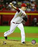 Trevor Cahill 2013 Action Photo