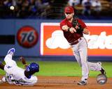 Chris Owings 2013 Action Photo
