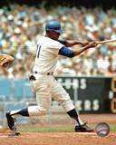 Manny Mota Action Photo