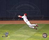 Jim Edmonds Catch Game 7 of the 2004 NLCS Photo