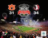 2014 BCS National Championship Florida State Seminoles vs. Auburn Tigers at the Rose Bowl Photo