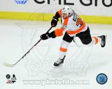 Philadelphia Flyers Zac Rinaldo 2013-14 Action Photo
