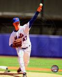 Tom Glavine - 2007 Pitching Action Photo