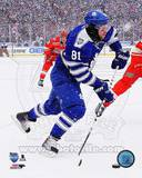 Phil Kessel 2014 NHL Winter Classic Action Photo