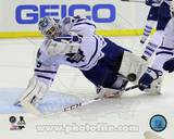 Jonathan Bernier 2013-14 Action Photo