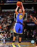 NBA Golden State Warriors Stephen Curry 2013-14 Action Photo