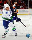 Kevin Bieksa 2013-14 Action Photo