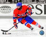P.K. Subban 2013-14 Spotlight Action Photo