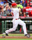 Chris Heisey 2013 Action Photo