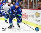 Vancouver Canucks Daniel Sedin 2013-14 Action Photo
