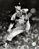 Denny McLain 1968 Action Photo