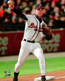 Chipper Jones Game 1 of the 1999 World Series Action Photo