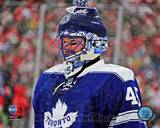 Jonathan Bernier 2014 NHL Winter Classic Action Photo