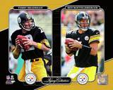 Terry Bradshaw & Ben Roethlisberger Legacy Collection Photo