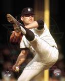 Denny Mclain Action Photo