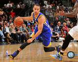 Stephen Curry 2013-14 Action Photo