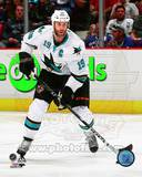 Joe Thornton 2013-14 Action Photo
