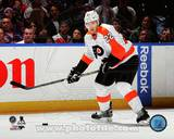 Luke Schenn 2013-14 Action Photo