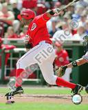 Edwin Encarnacion 2009 Action Photo