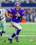 Christian Ponder 2013 Action Photo