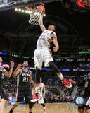 New Orleans Pelicans Anthony Davis 2013-14 Action Photo