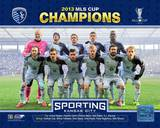 Sporting KC  Starting 11 2013 MLS Cup Photo