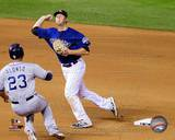 MLB Colorado Rockies DJ LeMahieu 2013 Action Photo